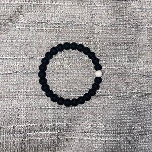 Size S black Lokai bracelet